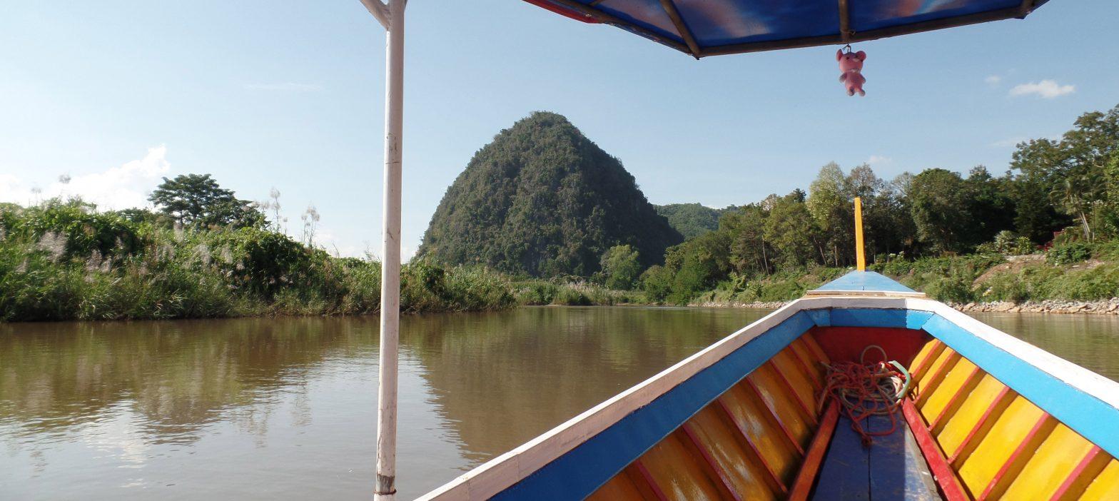 Natur pur um den Mekong