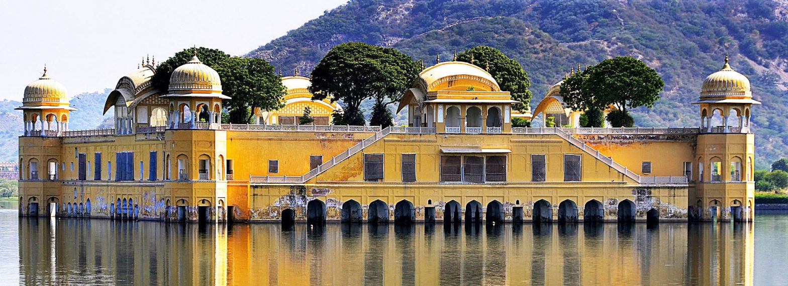 Goldene Rajasthan Rundreise