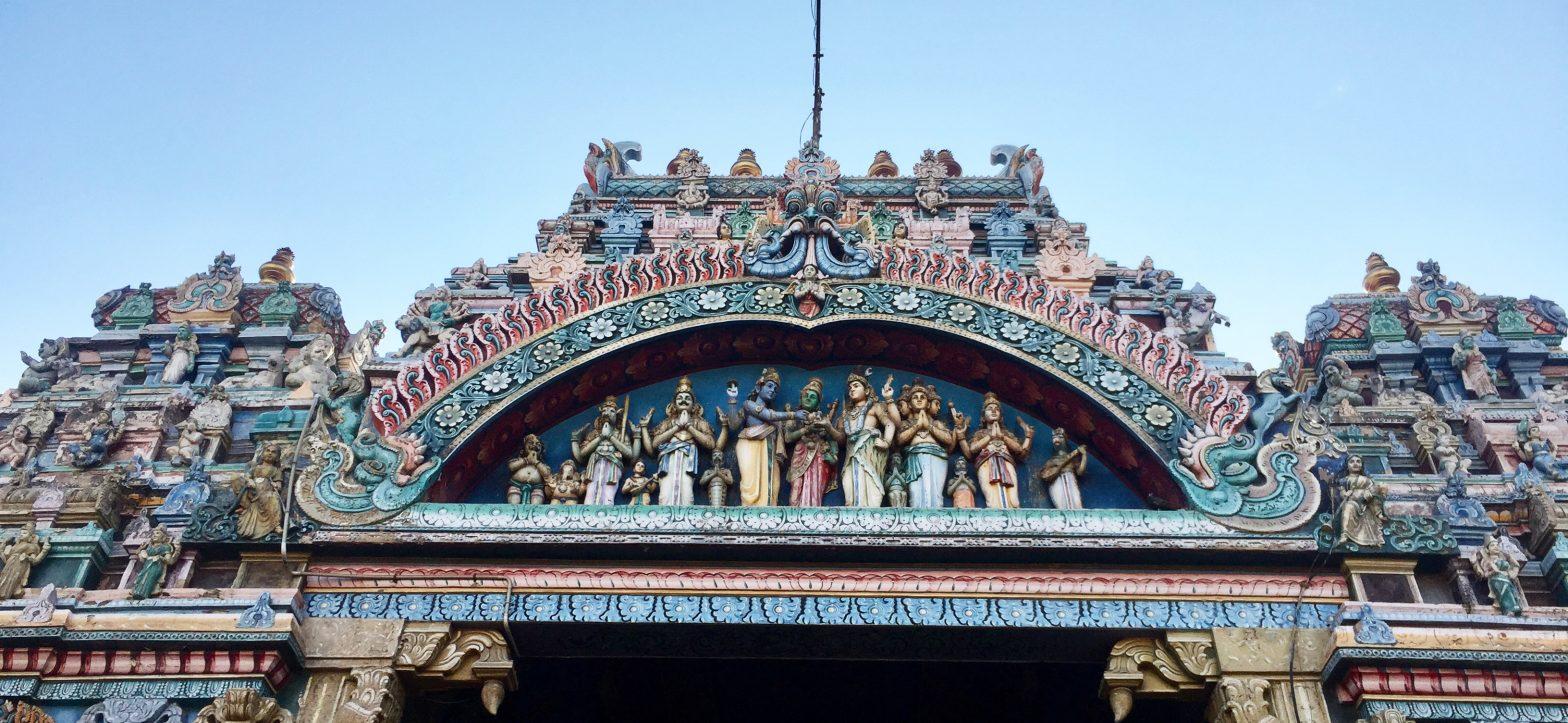 Die Schätze von Südindien