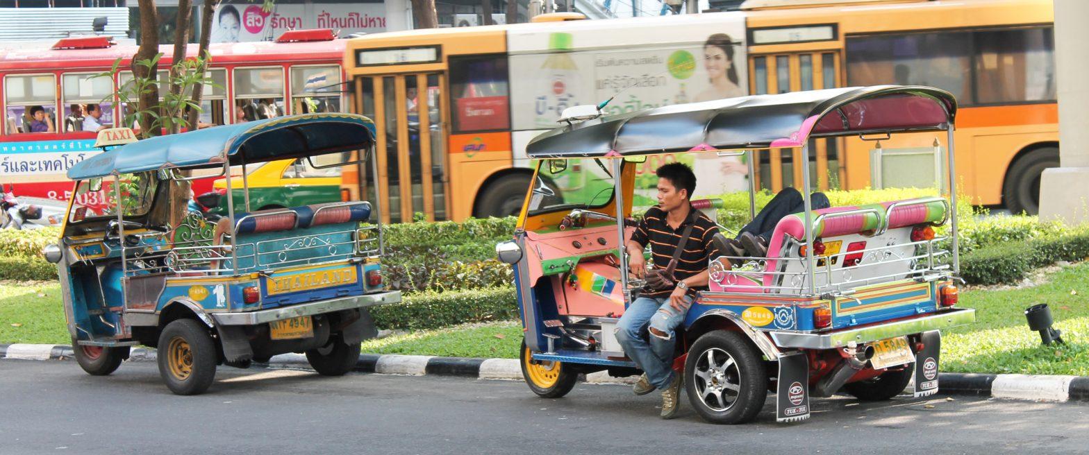 Baustein Bangkok