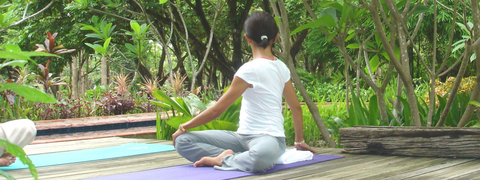 Yogalehrer Ausbildung 100 Std.